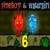 בן האש ובת המים 6
